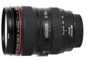 Canon 24-105mm Lens