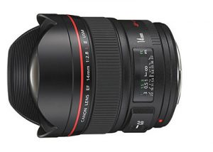 Canon EF 14mm f/2.8L Lens