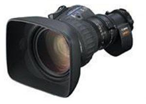 Canon HJ22 ex 7.6B Lens