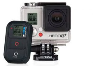 Go Pro Hero 3+ Black Rental