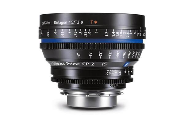 EF Mount Lens