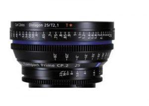 Zeiss CP.2 25mm/T2.1 PL Mount Lens