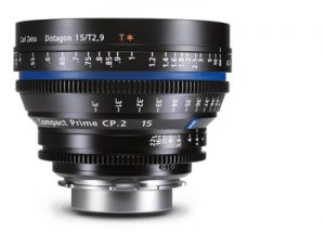 Zeiss CP.2 15mm/T2.9 PL Mount Lens