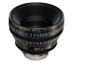 Zeiss CP.2 50mm/T1.5 PL Mount Lens