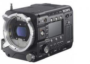 Sony F55 Rental